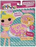 lalaloopsy baking oven pans - Lalaloopsy Baking Oven Mix Confetti Cake with Hot Pink Frosting