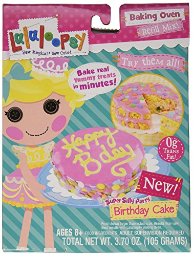 Lalaloopsy Baking Oven Confetti Frosting product image