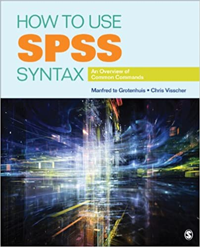 How to Use SPSS Syntax: An Overview of Common Commands