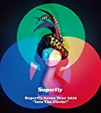 "Superfly Arena Tour 2016""Into The Circle!""(DVD+CD)(初回限定盤)"