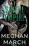 Book Cover for Sinful Empire (The Anti-Heroes Collection Book 3)