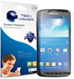 Samsung Galaxy S4 ACTIVE HD Clear Screen Protectors 3-Pack