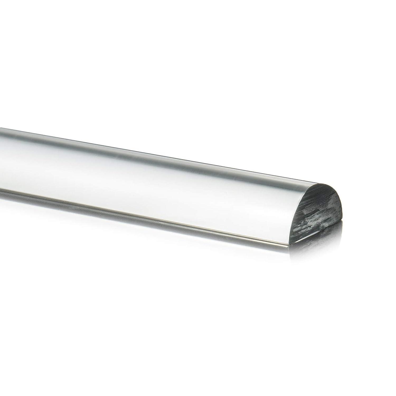 [DQ-PP] 100cm Acrylic Shower Door Threshold Transparent 20x10mm