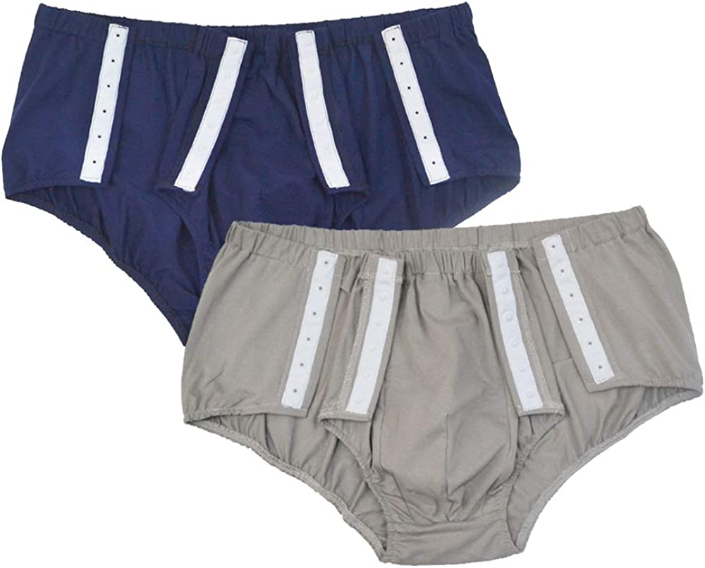 Velcro Side Brief And Panties Png