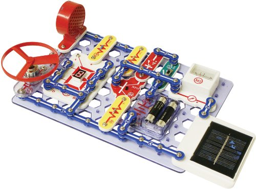 Snap Circuits Extreme SC-750 Electronics Exploration Kit | Over 750 STEM Projects | 4-Color Project Manual | 80+ Snap Modules | Unlimited Fun by Snap Circuits (Image #1)