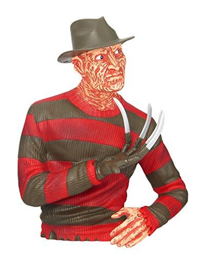 Warner Bros. Freddy Kreuger Collectible Bust Bank