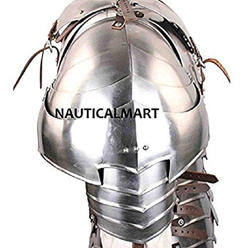 Nauticalmart Medieval 18g Steel Avenger Pauldrons Set