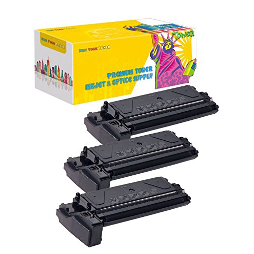 New York TonerTM New Compatible 3 Pack 106R00584 M15 High Yield Toner for Xerox - WorkCentre : M15 . -- Black
