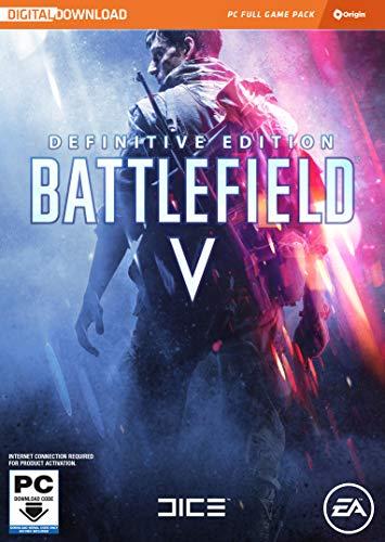 BATTLEFIELD V Definitive | PC Code – Origin