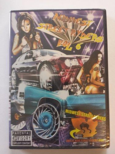 Midwest street ryders vol 6 dvd