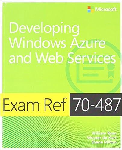 70-487 Study Guide Pdf