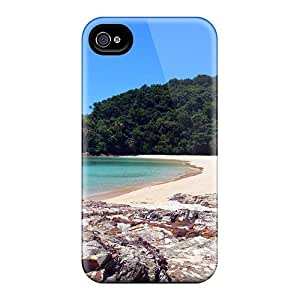 Premium Protective Hard Cases For Iphone 6- Nice Design - All Alone