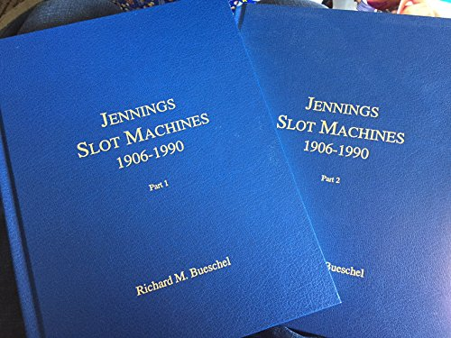 Jennings slot machines 1906-1990: Illustrated