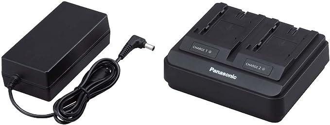 Panasonic Ag Brd50ec Doppel Schnelladegerät Für Kamera