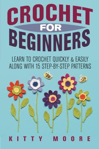 Crochet Beginners Step Step Patterns product image