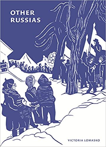 Image result for Graphic Other Russias by Victoria Lomasko