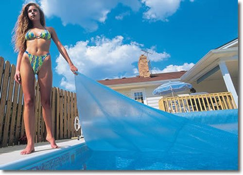 Best Solar Pool Cover 2018 Reviews How To Use A Solar Pool Cover