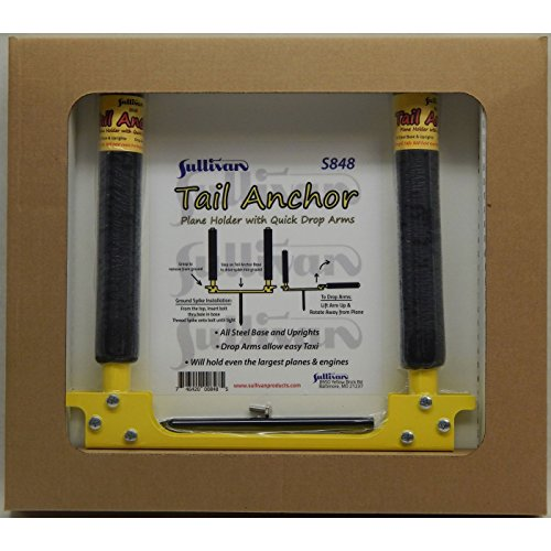 (Sullivan Products Tail Anchor Plane Holder with Drop Arms, SUL848)