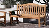 5 Feet Grade-A Teak Wood Outdoor Patio Bench -TR5Bench