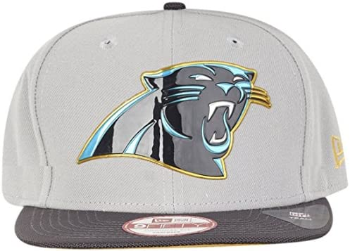 New Era ERA - Gorra - Gold Collection Carolina Panthers: Amazon.es ...