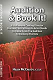 Audition and Book It!, Csa McCready, 0578075172