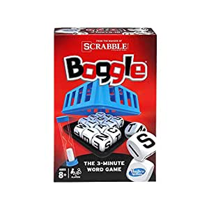 Scrabble Boggle Game