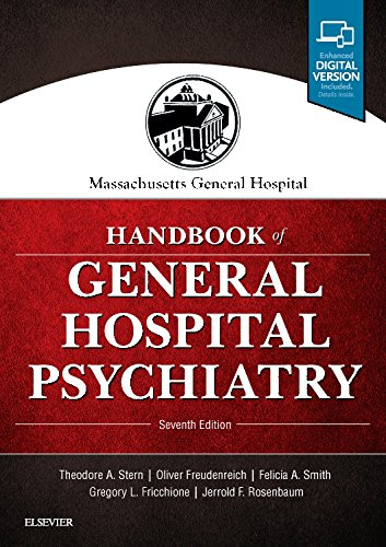 Massachusetts General Hospital Handbook of General Hospital Psychiatry by Elsevier