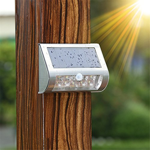 - Industrial Vintage Wall Sconces Solar Wall Lights Outdoor Patio Lights of Human Sensing LED Exterior Ultra-Light Waterproof Solar Home Light ()1208538mm)