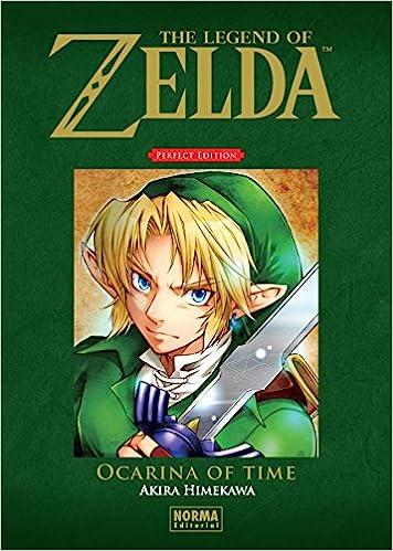 The Legend Of Zelda Perfect Edition Spanish Edition Hidenori Kusaka Mato 9788467926477 Amazon Com Books