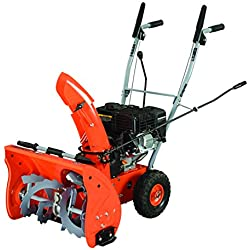 YARDMAX YB5765 Two-Stage Snow Blower, 6.5 hp, 196cc, 22""