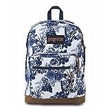 JanSport Disney Right Pack SE Laptop Backpack (White / Artist Rose)
