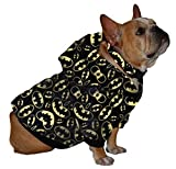 French Bulldog Hoodie Sweatshirt Batman