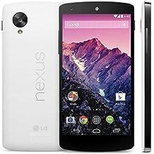 LG Google Nexus 5 D821 Factory Unlocked Phone, 32GB, White International Version No Warranty