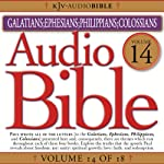 Audio Bible, Vol 14: Galatians, Ephesians, Philippians, Colossians |  Flowerpot Press