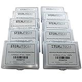 5.0 um PTFE Membrane Filter Sterlitech Unlaminated 10//pk 90 mm Diameter PTU509010