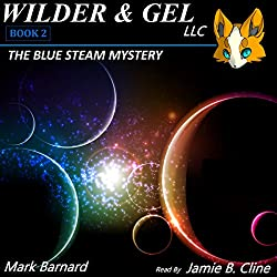 The Blue Steam Mystery