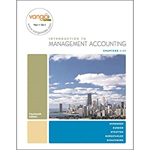 VangoNotes for Introduction to Management Accounting, 14/e Audiobook
