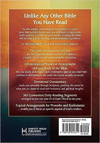 The Daily Bible®: F. LaGard Smith: 9780736944311: Amazon.com: Books