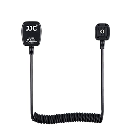 Flash TTL Cable para Nikon JJC Speedlight flash Hot Shoe Cord ...