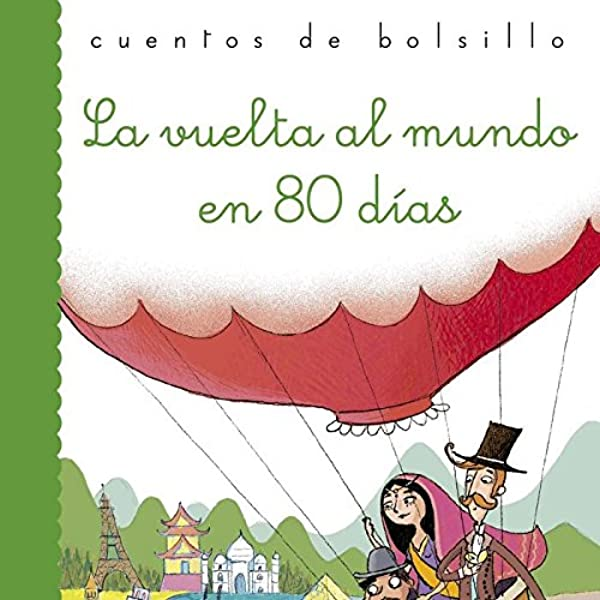 La vuelta al mundo en 80 días (Cuentos de bolsillo): Amazon.es ...