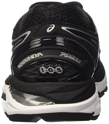 2000 Running Asics para de 4 Negro Mujer Black Onyx Gt Silver Zapatillas xU5qXpSq