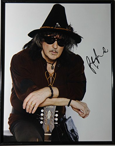 signed-rainbow-ritchie-blackmore-autographed-11x14-photo-jsa-loa-y72592