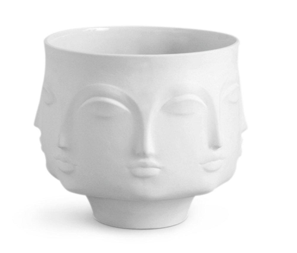 Jonathan Adler Dora Maar White Porcelain Muse Bowl