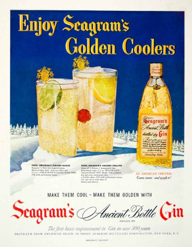 1950-ad-seagram-ancient-bottle-gin-golden-rickey-collins-american-winter-alcohol-original-print-ad