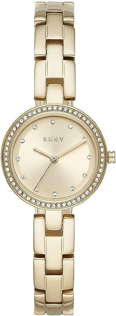 DKNY 32010654 - Reloj analógico de cuarzo para mujer