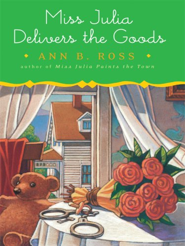 Read Online Miss Julia Delivers the Goods (Thorndike Press Large Print Core Series) PDF