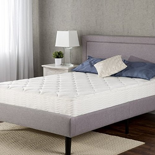 Zinus Sleep Master Ultima Comfort 8 Inch Spring Mattress, Twin