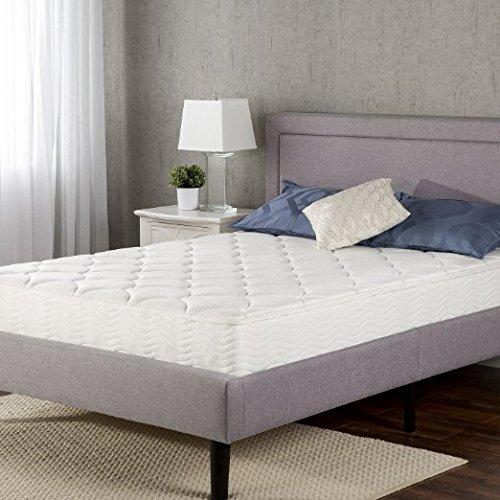 Zinus Sleep Master Ultima Comfort 8 Inch Spring Mattress,Twin