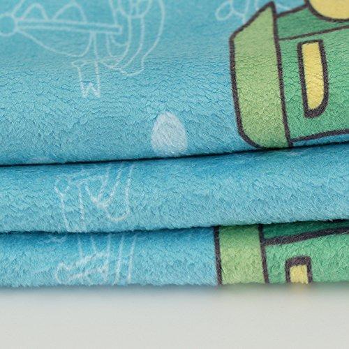 31.49''W x 62.99''L Cotton Microfiber Bath/Hand Towel,Shutters Decor,Image of Traditional French Window Shutters Bohemian European Style Decorative Print,Ecru White,Ultra Soft,For Hotel Spa Beach Pool B by idouxi (Image #4)