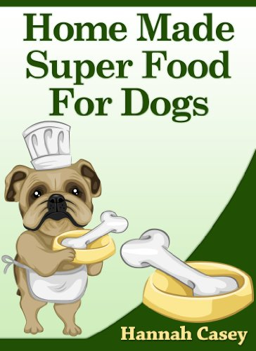 HOMEMADE SUPER FOOD DOGS Suggestions ebook product image